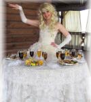 Белая леди фуршет (2)