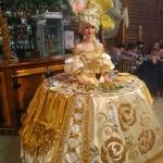 Королевская леди-фуршет